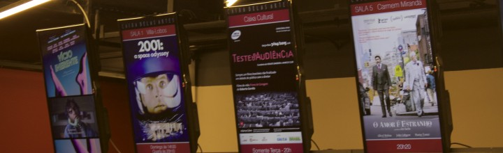 """""""Prova de Coragem"""" é exibido na 2º sessão do Teste de Audiência SP"""