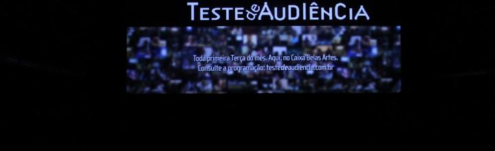 Teste de Audiência volta a São Paulo e exibe de '#garotas', do Alex Medeiros