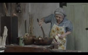 ARQUIVO 13/08/2015 CADERNO2 Fotos do filme Cora Coralina - Todas as Vidas, com direção de Renato Barbieri. Ele será exibido pela primeira vez no sábado, dia 15 de agosto, no Festival de Cinema e Vídeo Ambiental (Fica), na cidade de Goiás. Crédito: Divulgação
